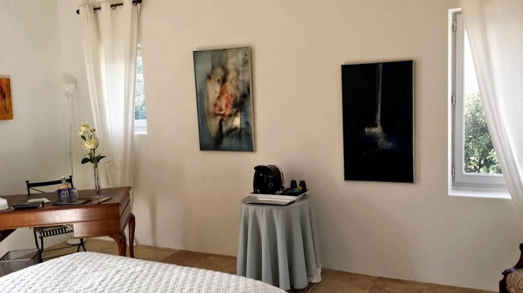 Chambre isabelle 3 les terrasses de gordes luberon for Chambre de charme clef